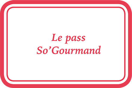 Pass So'Gourmand Sophie Lebreuilly